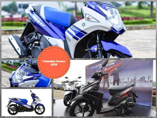 In nhanh tờ rơi quảng cáo chương trình khuyến mãi với hình ảnh xe Yamaha Nouvo 2017 tuyệt đẹp, ấn tượng sẽ thu hút được nhiều khách hàng
