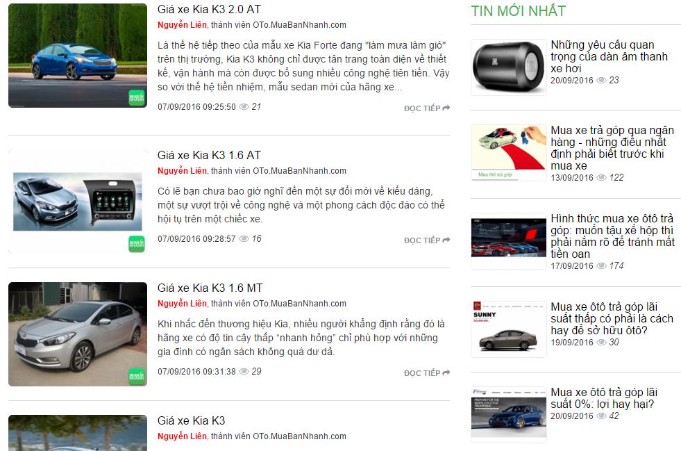 Ngoài việc sử dụng website trực tuyến giới thiệu, thông tin về mẫu xe ôtô Kia K3 thì công cụ quảng cáo poster dán kính được in ấn và dán ngay lên bề mặt kính tại showroom sẽ giới thiệu trực tiếp và đem lại hiệu quả tức thì hơn